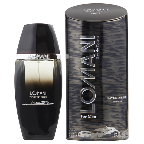 L'Aventurier by Lomani 100ml EDT for Men
