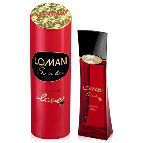 So In Love by Lomani 100ml EDP for Women
