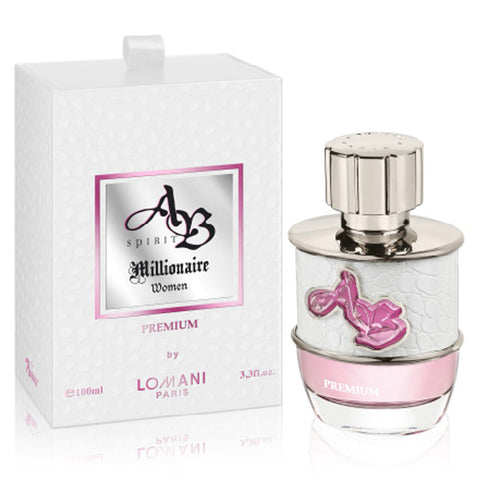 AB Spirit Millionaire Premium by Lomani Paris 100ml EDP