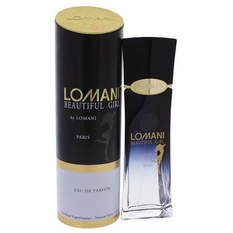 Beautiful Girl by Lomani 100ml EDP for Women