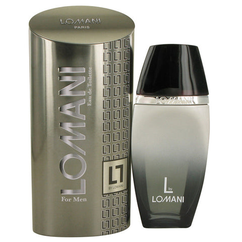 L by Lomani 100ml EDT for Men