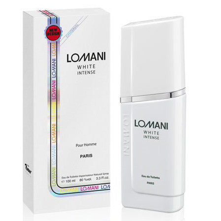Lomani White Intense by Lomani 100ml EDT