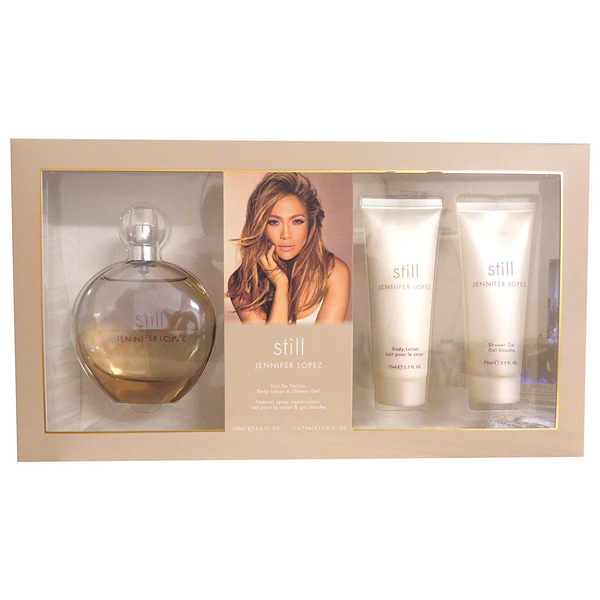 Still by Jennifer Lopez 100ml EDP 3 Piece Gift Set