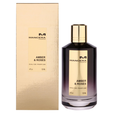 Amber & Roses by Mancera 120ml EDP