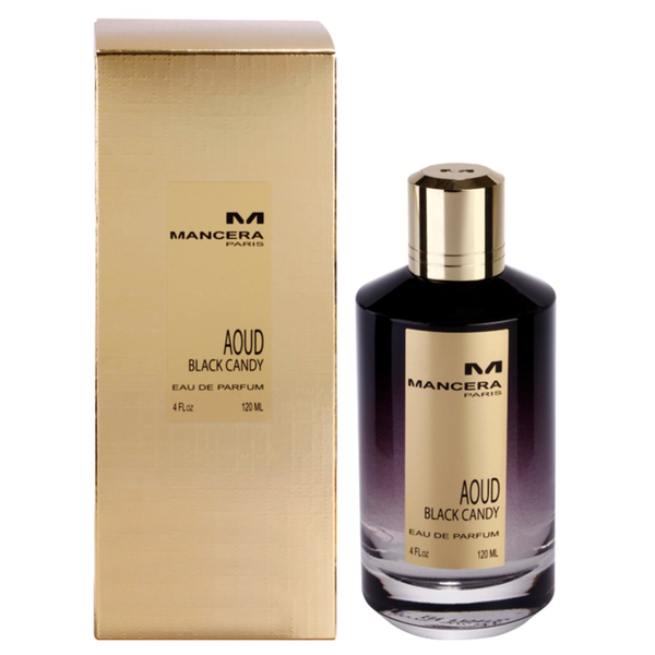 Aoud Black Candy by Mancera 120ml EDP