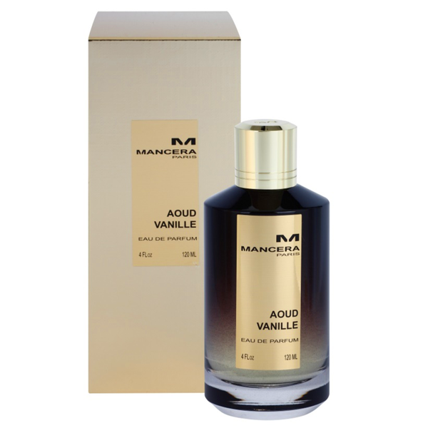 Aoud Vanille by Mancera 120ml EDP