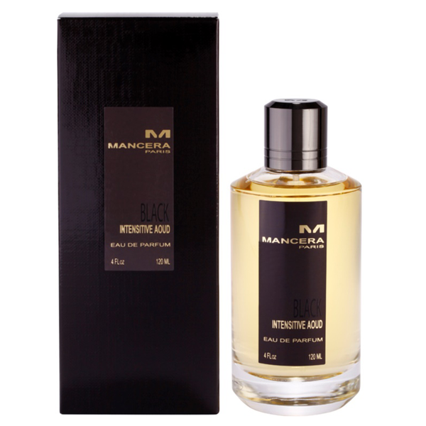 Black Intensitive Aoud by Mancera 120ml EDP