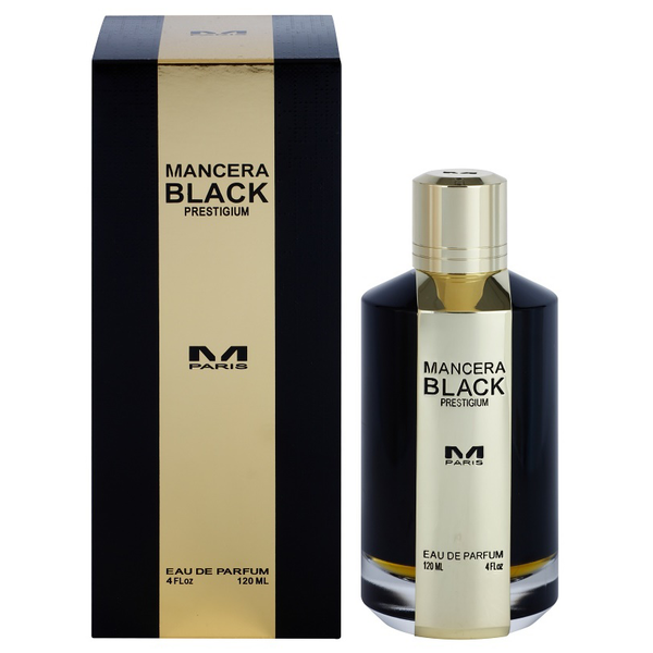 Black Prestigium by Mancera 120ml EDP