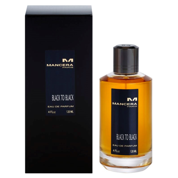 Black To Black by Mancera 120ml EDP