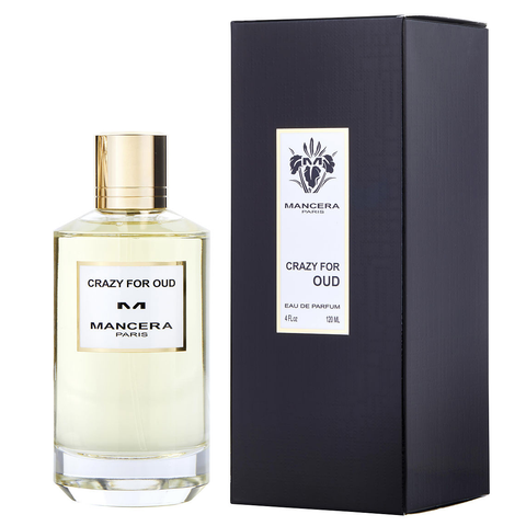 Crazy For Oud by Mancera 120ml EDP