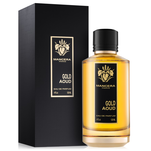 Gold Aoud by Mancera 120ml EDP