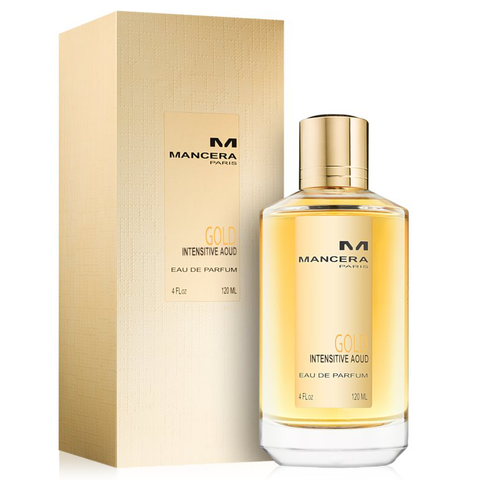 Gold Intensitive Aoud by Mancera 120ml EDP