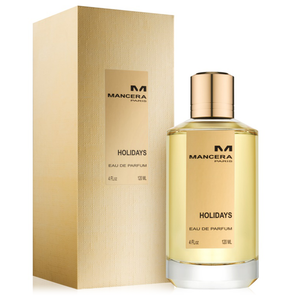 Holidays by Mancera 120ml EDP