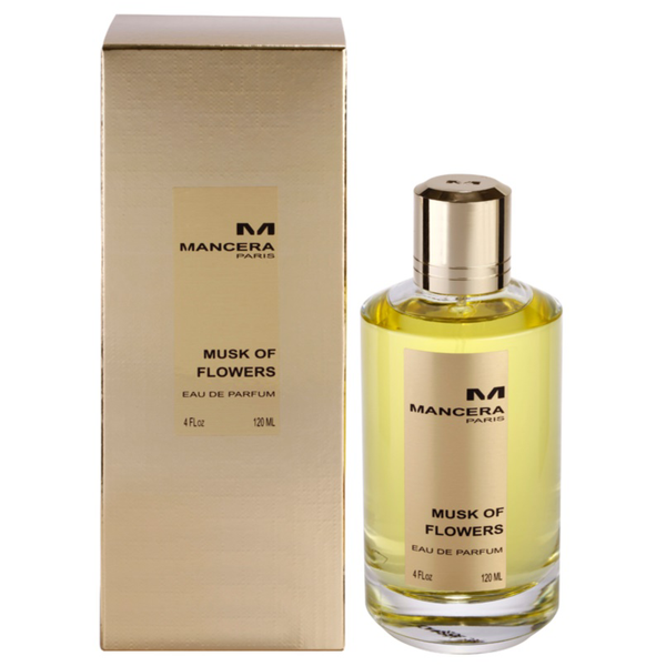 Musk Of Flowers by Mancera 120ml EDP