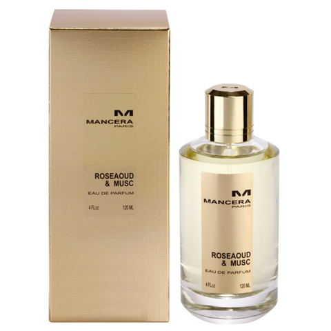 Roseaoud & Musc by Mancera 120ml EDP