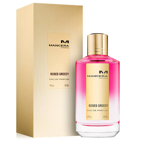 Roses Greedy by Mancera 120ml EDP