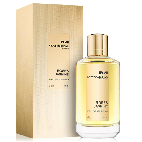 Roses Jasmine by Mancera 120ml EDP