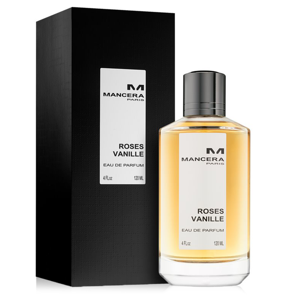 Roses Vanille by Mancera 120ml EDP