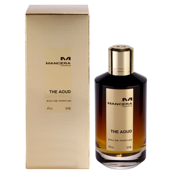 The Aoud by Mancera 120ml EDP