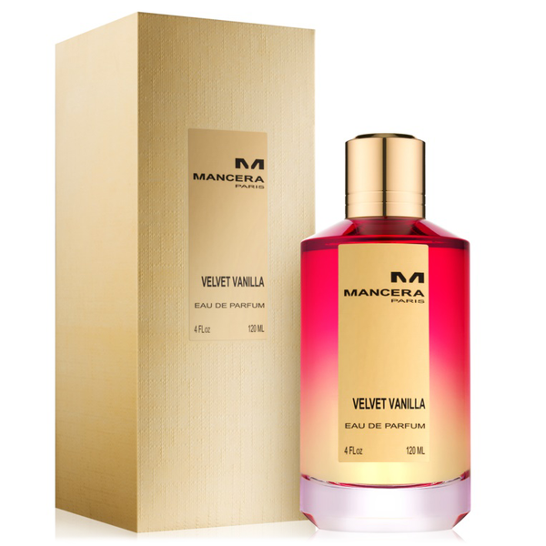 Velvet Vanilla by Mancera 120ml EDP