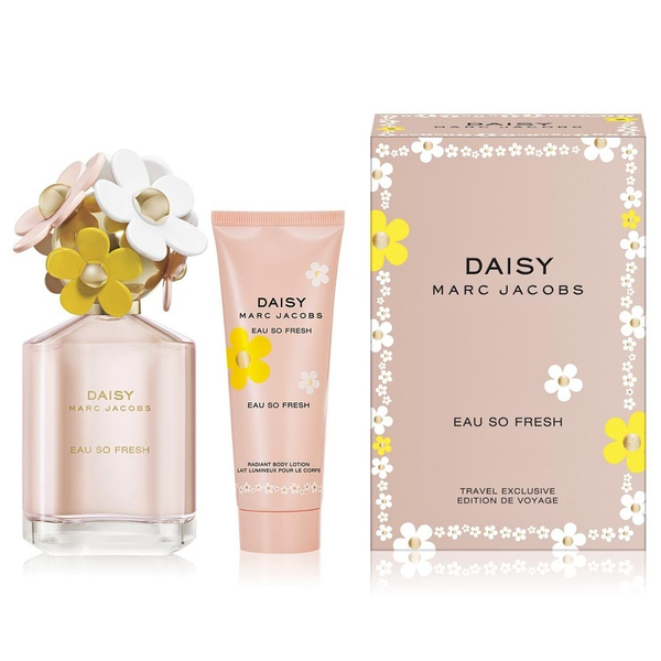 Daisy Eau So Fresh by Marc Jacobs 125ml 2 Piece Gift Set