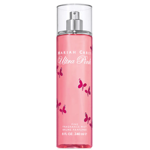 Ultra Pink by Mariah Carey 236ml Fragrance Mist