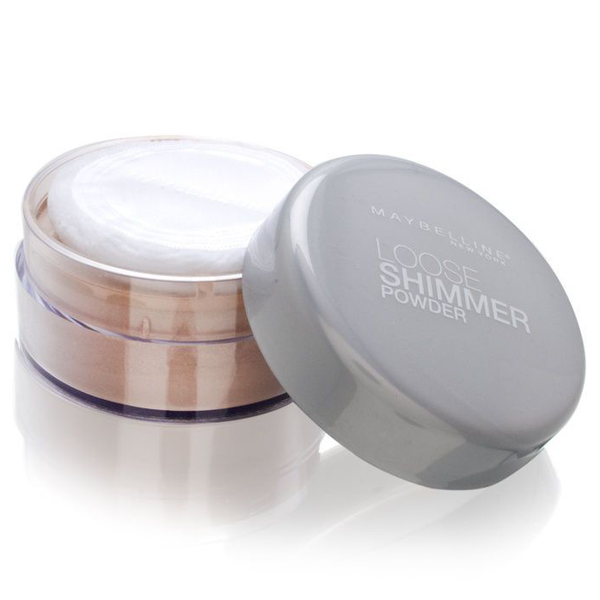 Maybelline Loose Shimmer Powder - 20 Copper Glimmer