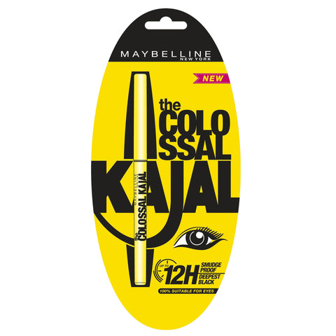 Maybelline The Colossal Kajal 12H Eyeliner