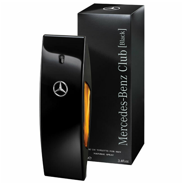 Club Black by Mercedes Benz 100ml EDT