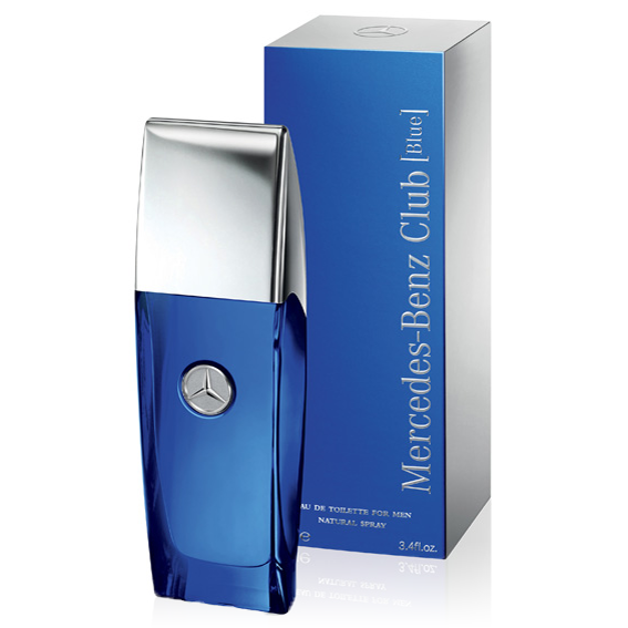 Club Blue by Mercedes Benz 100ml EDT