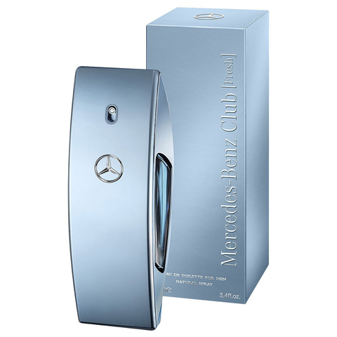 Club Fresh by Mercedes Benz 100ml EDT for Men