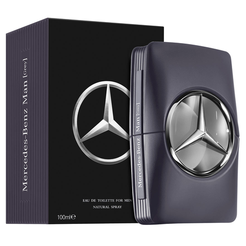 Mercedes Benz Man Grey by Mercedes Benz 100ml EDT