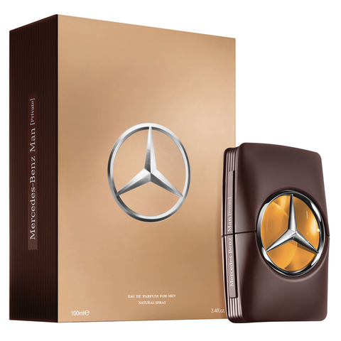 Mercedes Benz Man Private by Mercedes Benz 100ml EDP