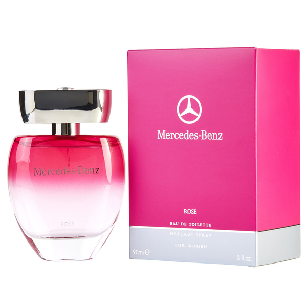 Rose by Mercedes Benz 90ml EDT for Women