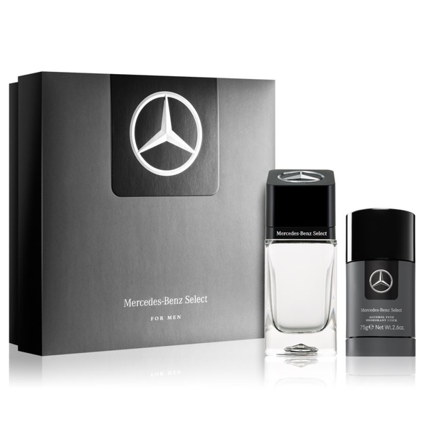 Select by Mercedes Benz 100ml EDT 2 Piece Gift Set