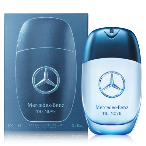 The Move by Mercedes Benz 100ml EDT for Men