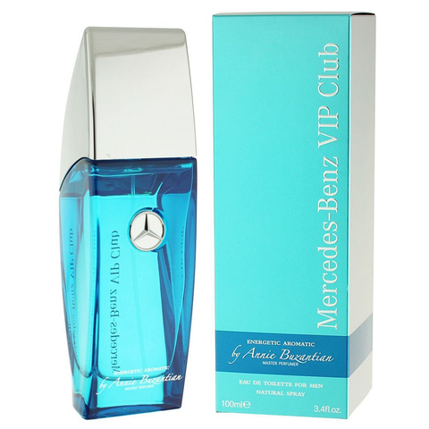 VIP Club Energetic Aromatic by Mercedes Benz 100ml EDT