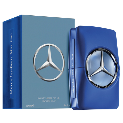 Mercedes Benz Man Blue by Mercedes Benz 100ml EDT