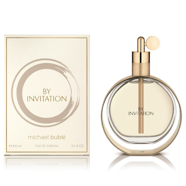 By Invitation by Michael Buble 100ml EDP