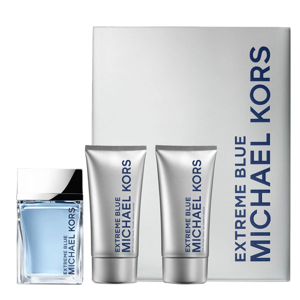 Extreme Blue by Michael Kors 120ml EDT 3 Piece Gift Set