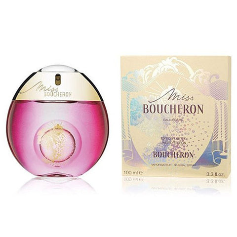 Miss Boucheron Eau Legere by Boucheron 100ml EDT