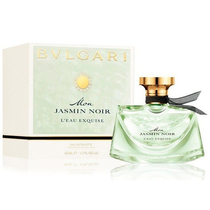 Mon Jasmin Noir Leau Exquise By Bvlgari 75ml Edt Perfume Nz