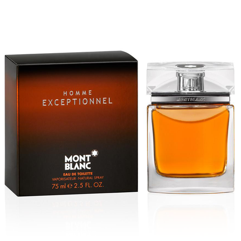 Homme Exceptionnel by Mont Blanc 75ml EDT
