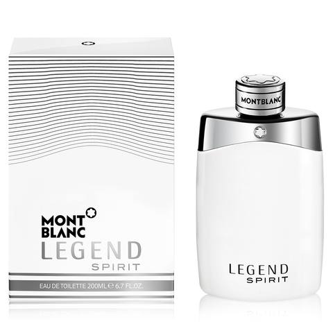 Legend Spirit by Mont Blanc 200ml EDT