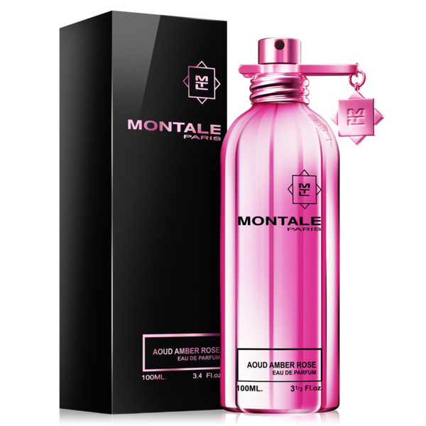 Aoud Amber Rose by Montale 100ml EDP