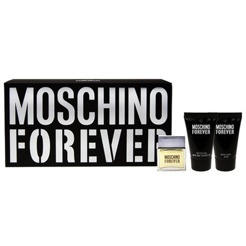 Moschino Forever by Moschino 4.5ml EDT 3 Piece Gift Set