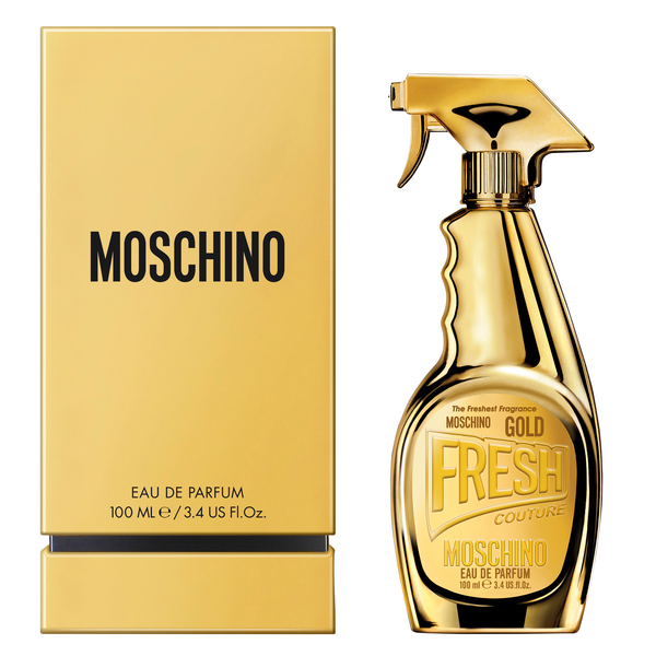 Gold Fresh Couture by Moschino 100ml EDP