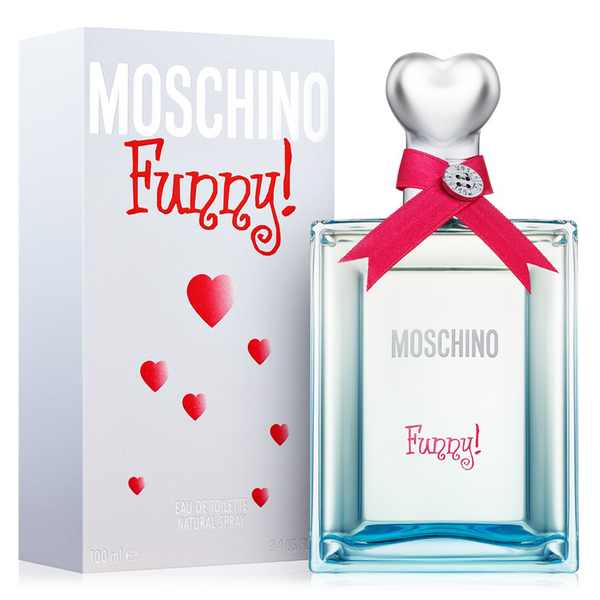 Funny by Moschino 100ml EDT for Women