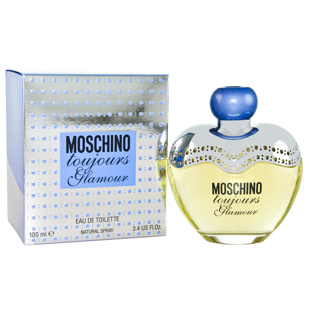 Toujours Glamour by Moschino 100ml EDT   Perfume NZ