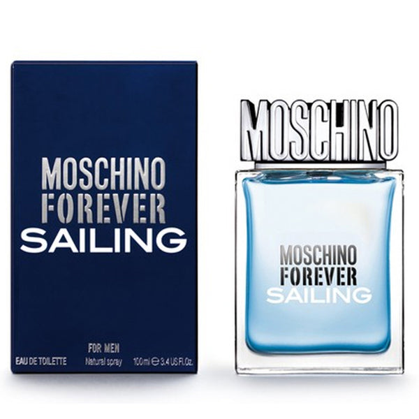 Forever Sailing by Moschino 100ml EDT for Men